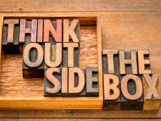 how to make money as a teen or kid through Think Outside the Box