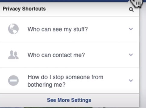 how to block someone on facebook privacy