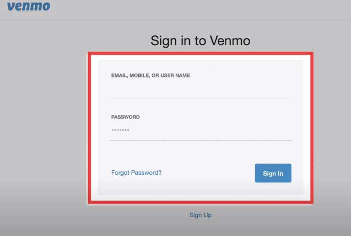 login venmo-how to delete venmo account