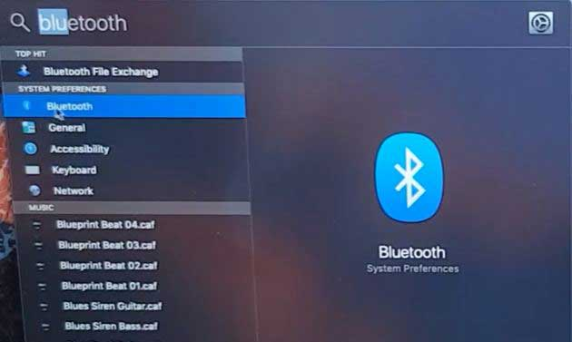 how to connect airpods to mac bluetooth