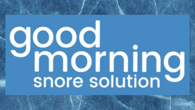 good morning snore solution reviews