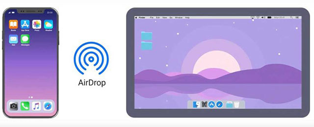 How to AirDrop from iPhone to Mac (Transfer Files, Photos, Documents)