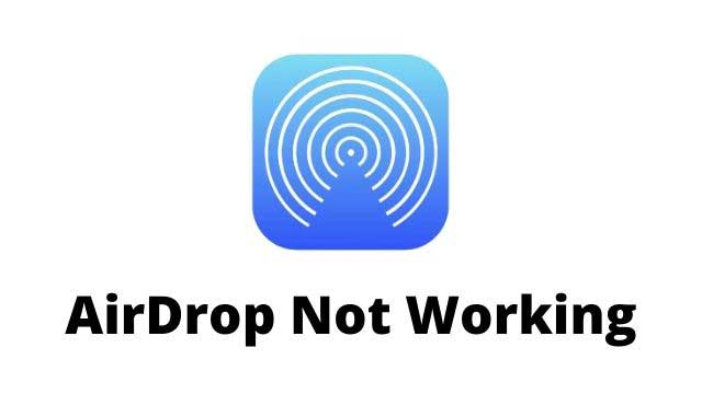 How to Fix AirDrop Not Working Mac or iPhone
