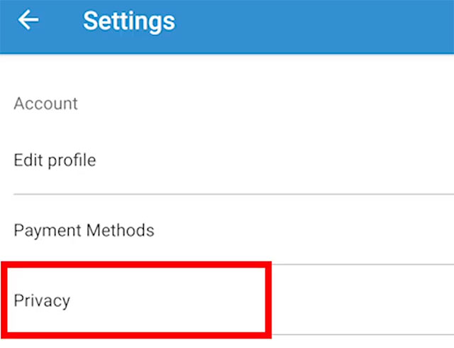 How to Use Venmo: Send and Receive Money - Settings Privacy