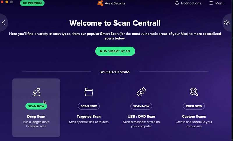 How to Remove Malware, Adware, Spyware and Virus on Mac: Avast