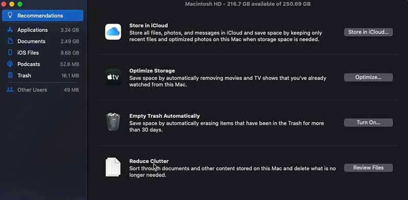 How to Remove Malware, Adware, Spyware and Virus on Mac: Garbage File Removal