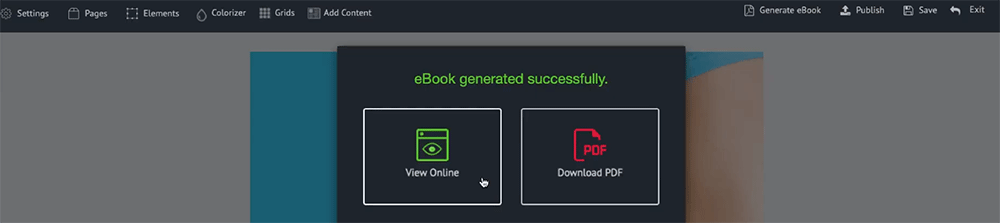 Sqribble Review - How do You Make an eBook on Sqribble: Generate eBook