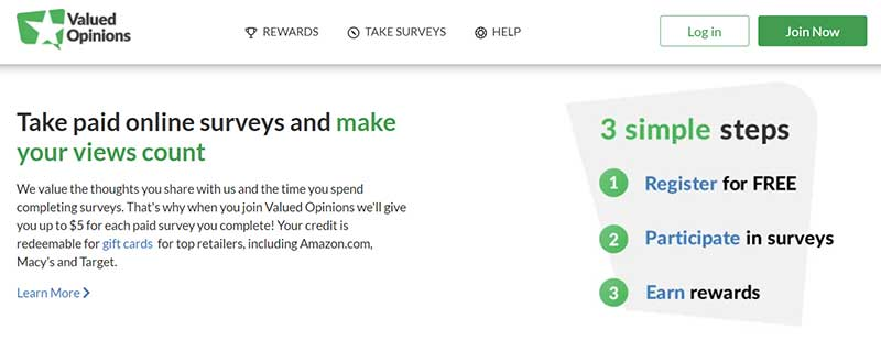 Best Paid Online Surveys for Money: Valued Opinions